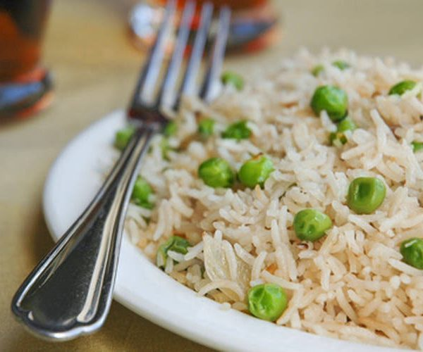 DELICATELY FLAVORED RICE